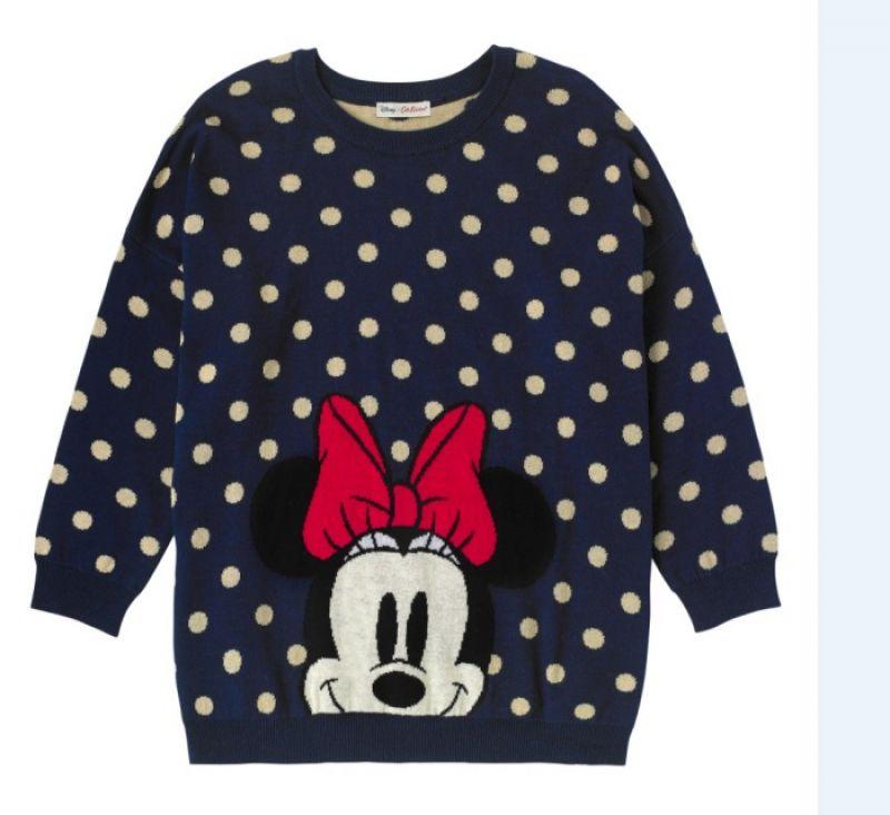 Cath Kidston Mickey & Minnie聯名系列 - 米妮毛衣 NT$4,280
