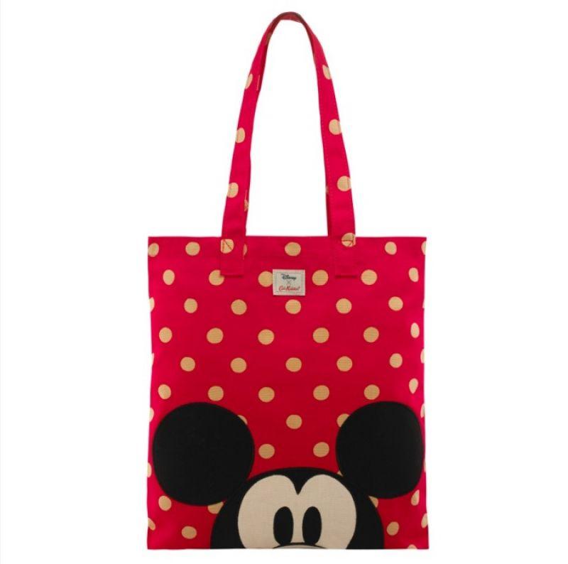 Cath Kidston Mickey & Minnie聯名系列 - 手提袋 NT$1,280