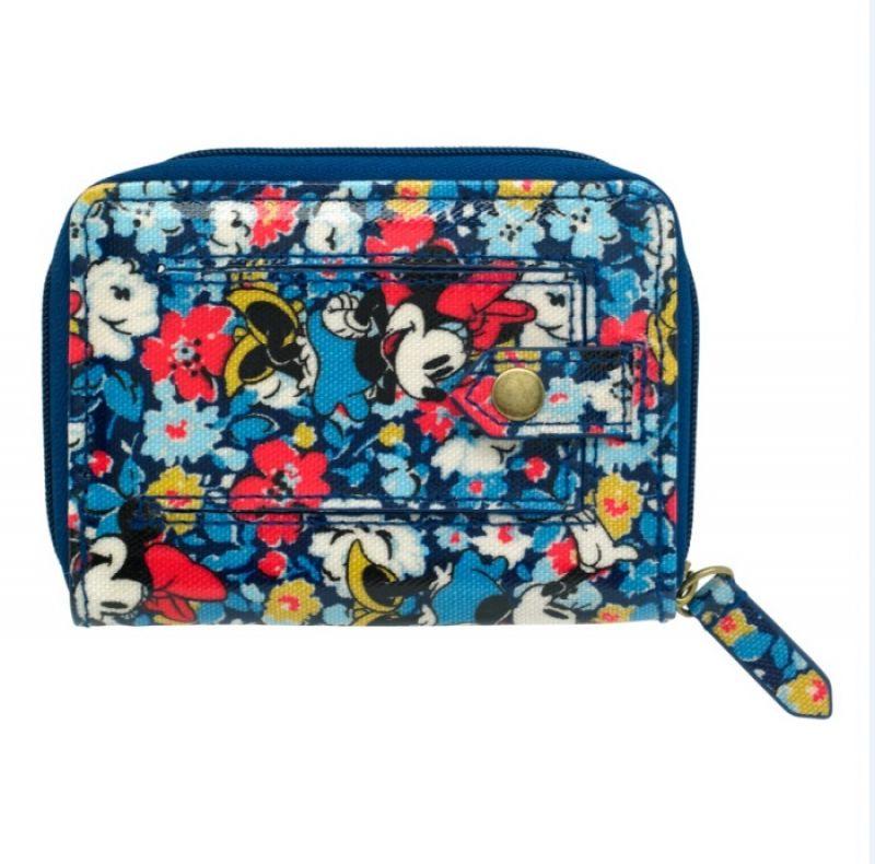 Cath Kidston Mickey & Minnie聯名系列 - 名片夾 NT$750