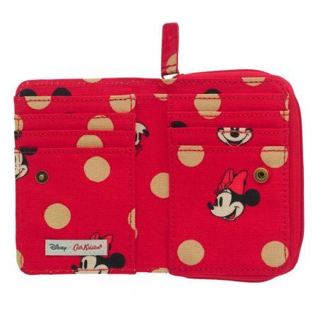 Cath Kidston Mickey & Minnie聯名系列 - 短夾642354_1NT$1,580