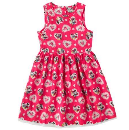 Cath Kidston Mickey & Minnie聯名系列 - 兒童洋裝 NT$1,980