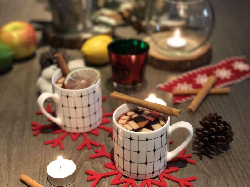 Port23 聖誕假期間推出歐洲經典飲品「果香熱紅酒」