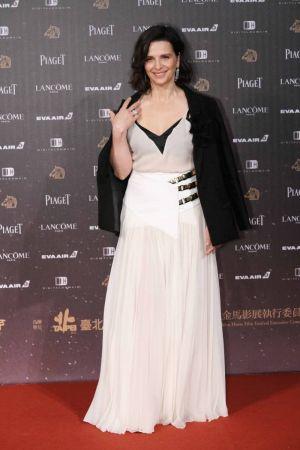 嘉賓法國女星茱莉葉畢諾許
