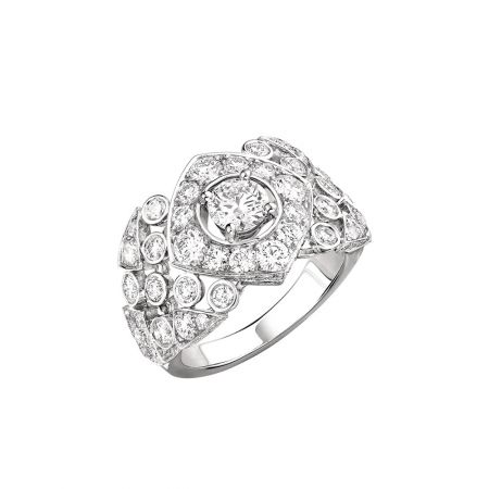 CHANEL Signature Supriquee Ring