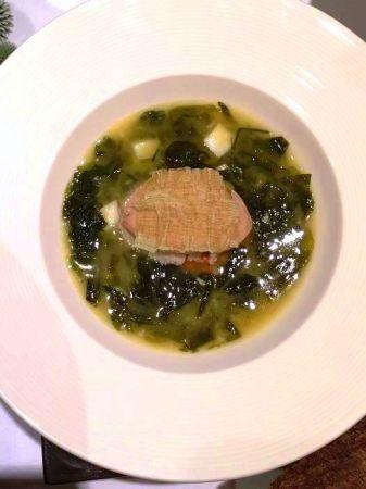 韓式鮑魚海帶鮮湯