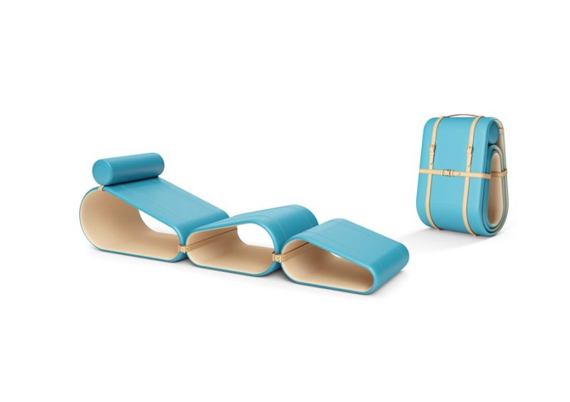 Lounge Chair by Marcel Wanders