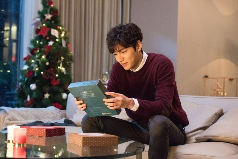 李敏鎬與innisfree 2016 DIY聖誕音樂盒