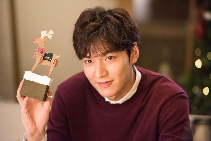 李敏鎬與innisfree 2016 DIY聖誕音樂盒(聖誕馴鹿)