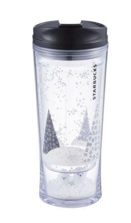 雪地北極熊隨行杯