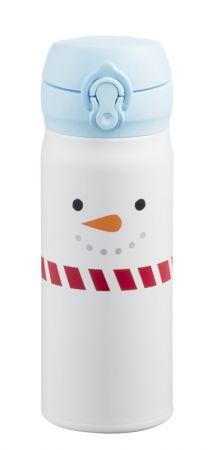 雪人隨身瓶
