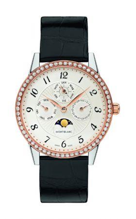 萬寶龍Boheme寶曦系列萬年曆珠寶腕錶,NT$548,400