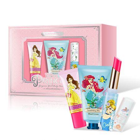LOVEMORE完美公主夢幻保養禮盒,NT299