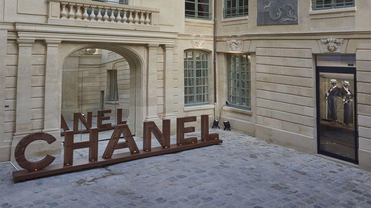 巴黎直擊!期間限定6個月的絕美CHANEL巴黎瑪黑概念店
