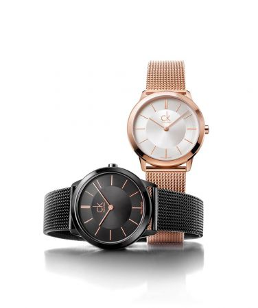 minimal系列腕錶,Calvin Klein