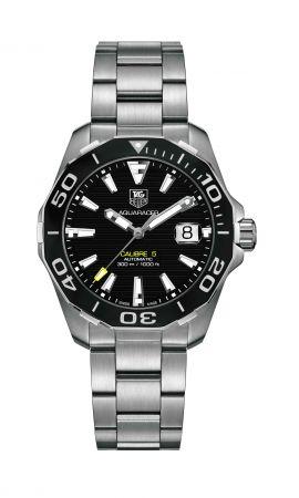 TAG Heuer AQUARACER陶瓷錶圈防水300米自動腕錶