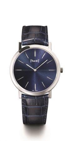 Piaget Altiplano六十周年系列腕錶
