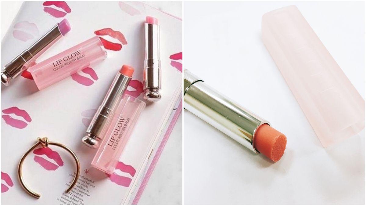 加入了「糖霜」、塗抹會慢慢溶解!Dior粉樣潤唇膏推去角質新款,從此不怕雙唇乾燥脫皮