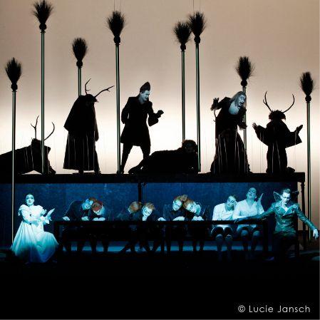 羅伯・威爾森X柏林劇團《彼得潘》演出地點:台中國家歌劇院大劇院演出時間:2017/3/3 PM19:30、3/4 PM19:30