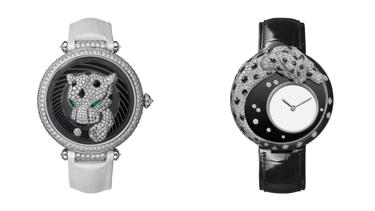 【鐘錶小學堂】揭密!Cartier夢幻神秘錶 像變魔術的有趣設計