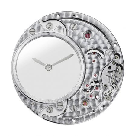 Panthere Mysterieuse 美洲豹神秘小時腕錶-機芯反面