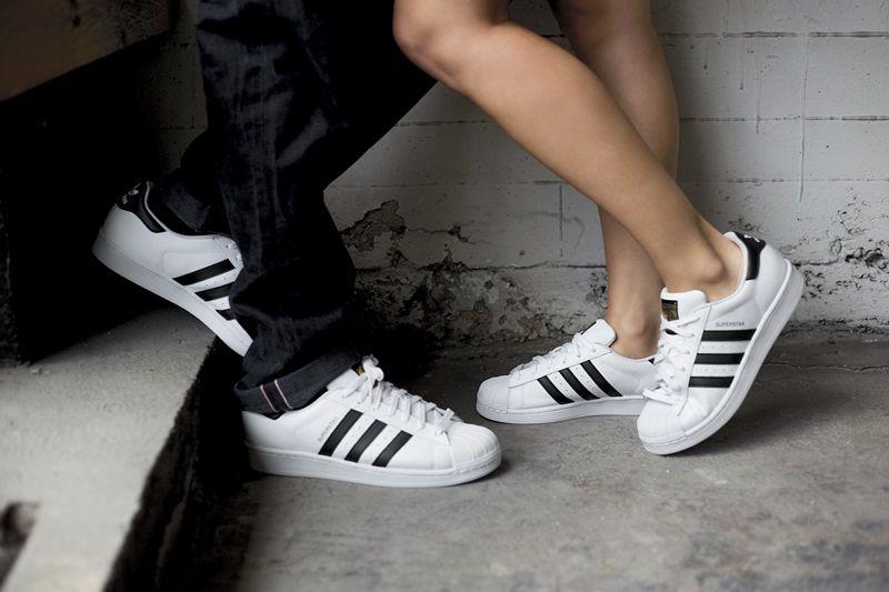 adidas Originals 人氣經典鞋款Superstar NTD3,090