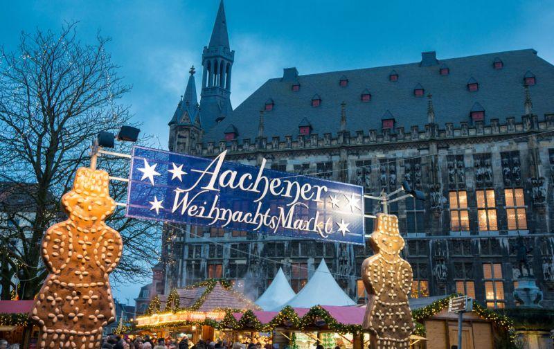 德國亞琛聖誕市集2016年11月18日-2016年12月23日