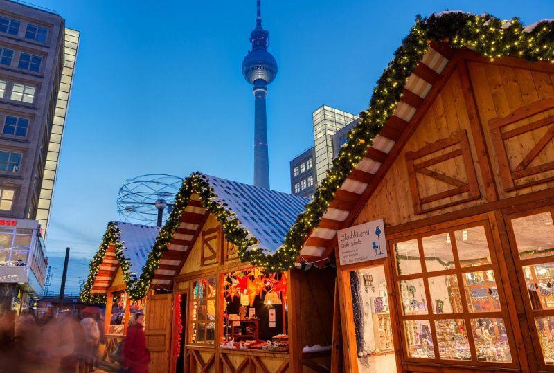 德國柏林聖誕市集2016年11月21日-2017年01月01日