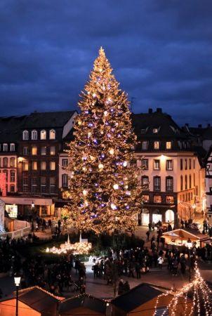 法國史特拉斯堡聖誕市集2016年11月25日-2016年12月31日