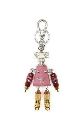 PRADA GIULIETTA機器人吊飾 $13,500