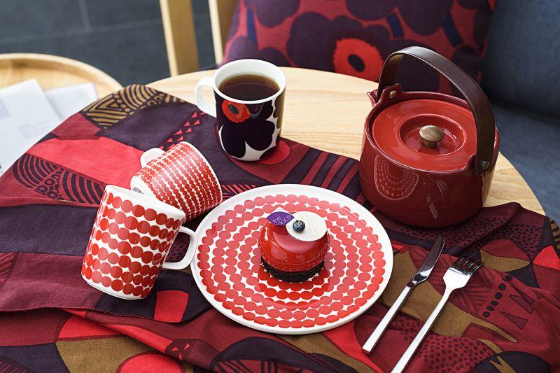 入住即享有回甘咖啡「KKoko Mousse Tea Time 午茶組」,品嚐芬蘭森林的甜美滋味。
