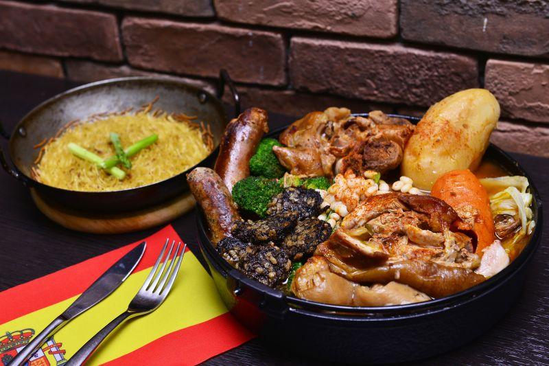 西班牙火鍋