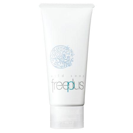 freeplus溫和淨潤皂霜