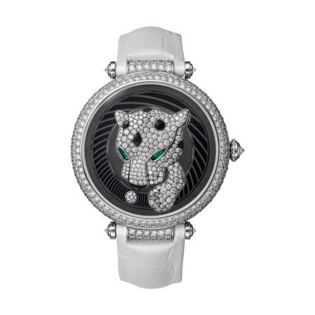 Panthere Joueuse 美洲豹腕錶,Cartier