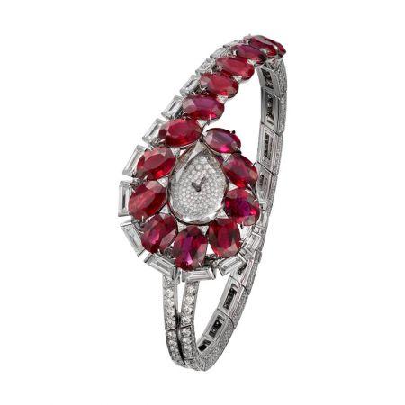Trait declat 頂級珠寶裝飾腕錶,Cartier