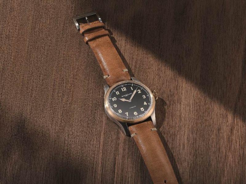 萬寶龍1858系列自動腕錶