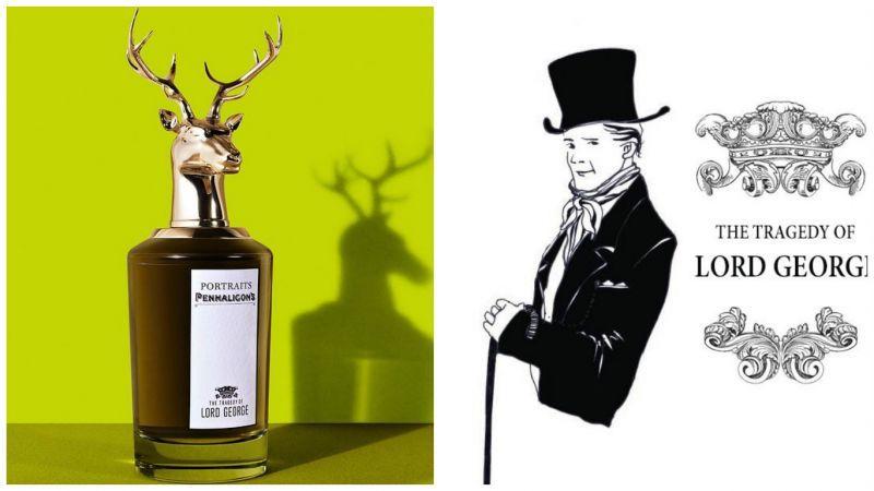 Penhaligon's 潘海利根獸首肖像香水