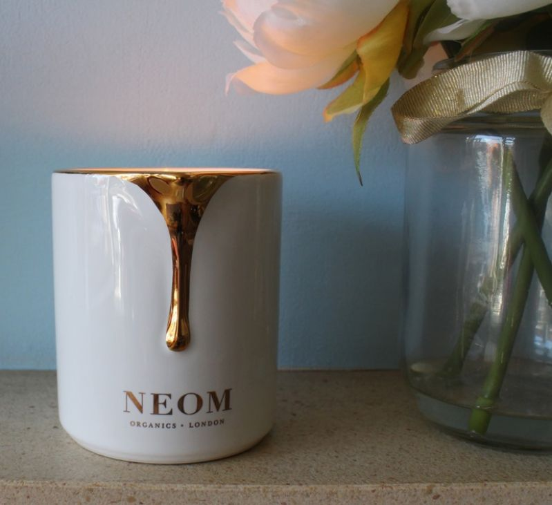 Neom皇家奢華極致美肌香氛蠟燭