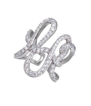 Air-Linger煙光燦影系列晶鑽戒指 NT$12,000