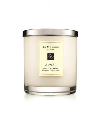 JO MALONE LONDON牡丹與胭紅麂絨 奢華香氛工藝蠟燭2.5 KG / NT 18,900