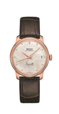 MIDOBaroncelli Heritage Super Silm 永恆系列復刻超薄腕錶 M027.207.36.106.00 NTD37300