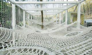 作品名稱:織築,是藝術家曾靖婷的作品