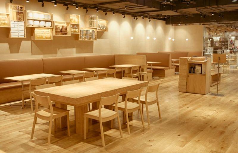 高人氣的Café&Meal MUJI有望進入飯店成為館內主題餐飲