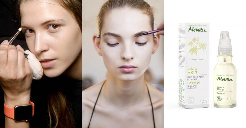在香港締造高話題的Melvita蓖麻油,搭配貼心設計的「美睫(眉)毛專用修護筆」,終於引進台灣限定發售。