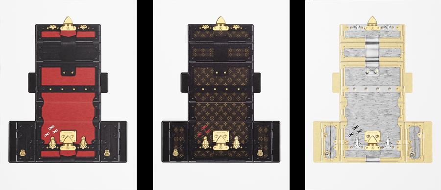 可折疊成收納盒的 Petite Malle 賀卡,NT2,500