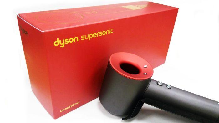 dyson Supersonic™金鑽紅精裝版Limited Edition,建議售價16200元