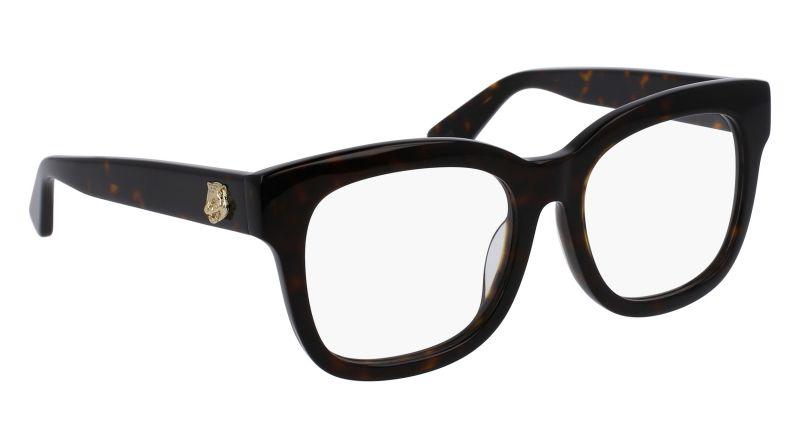 Gucci 哈瓦那光學眼鏡, 價格未定