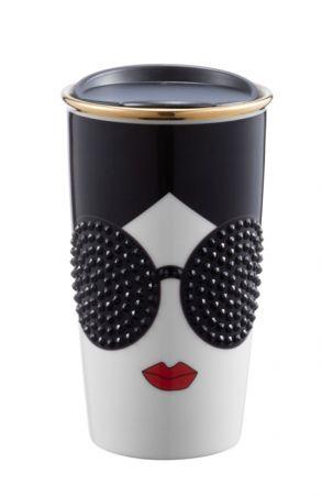 Alice+Olivia晶漾馬克杯(12 oz) $2,700
