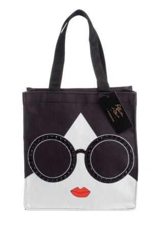 Alice+Olivia晶漾提袋$480