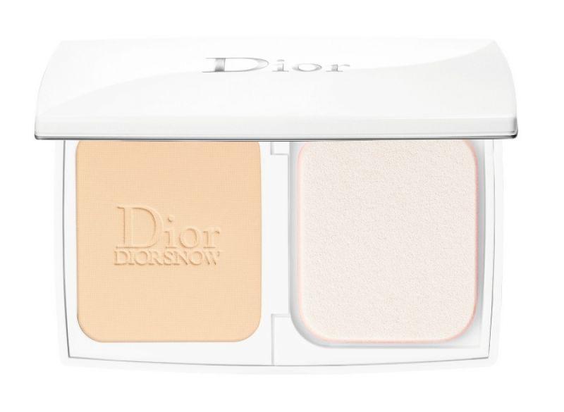 迪奧雪晶靈透亮UV粉餅16g/NT$2,350,共6色