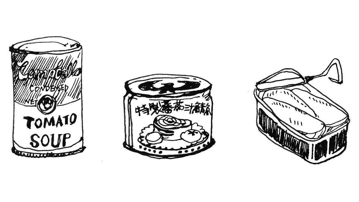 用料理與自己對話,繁忙都市女子札記:《深夜女子的公寓料理》
